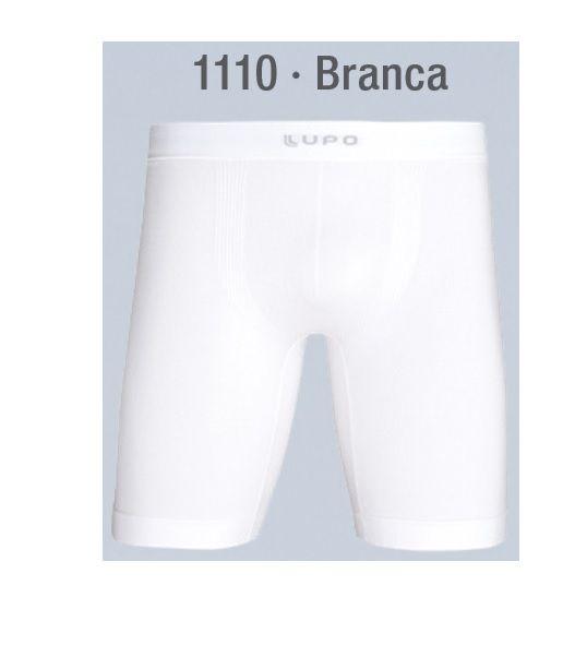 Cueca Boxer Lupo Long Leg Em Micromodal Sem Costura Plus 674-001