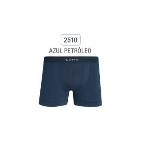 Kit 5 Cuecas 0661 Boxer Micromodal Plus Promoção 38/56 Lupo 00661-001