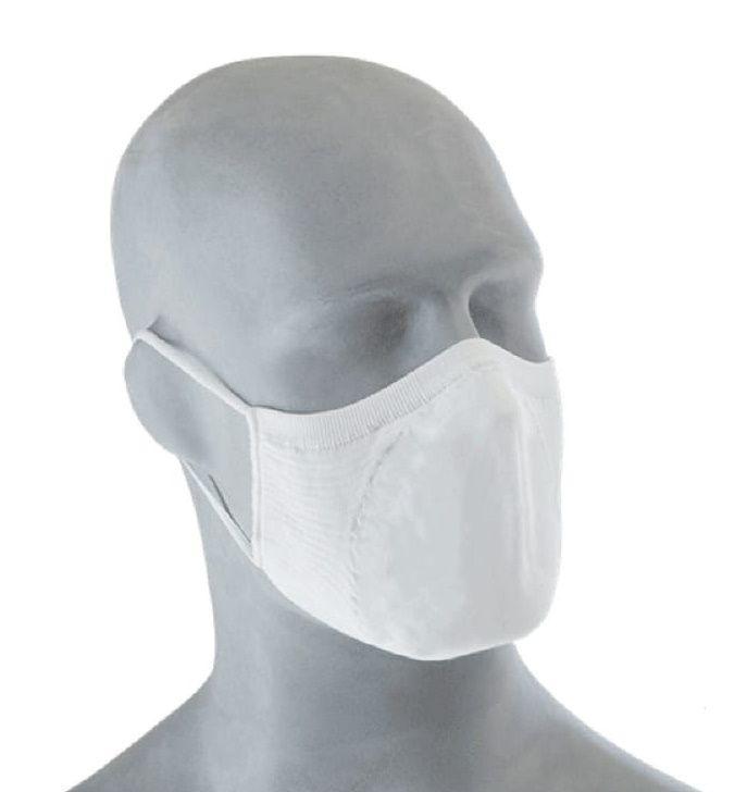 Kit 6 Máscara Fit Lupo Dupla Camada Lavável 36000-901