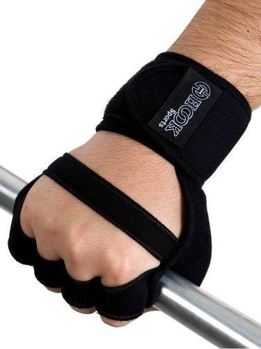 Luva Musculação Com Munhequeira 3050