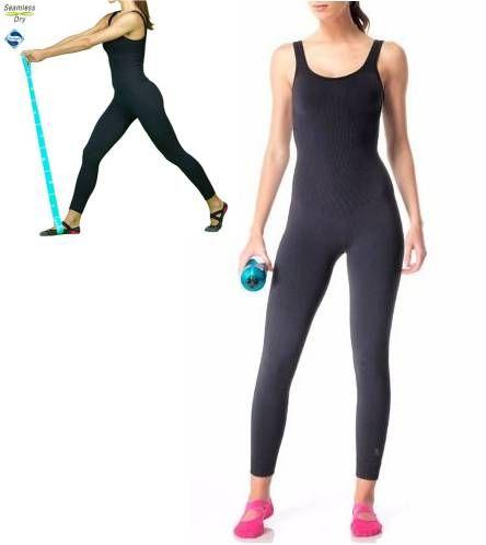 Macacão Faster Lupo Para Pilates Ou Ioga 71506-001