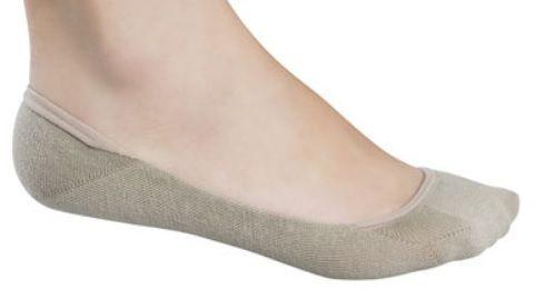 Meia Lupo Af Sapatilha 35 a 39 Socks Feminina 4932-001