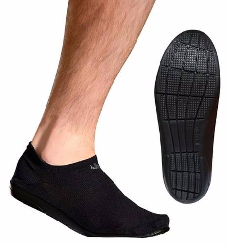 Meia Lupo Am Home Socks Solado De Borracha Descanso Pé 11100-001