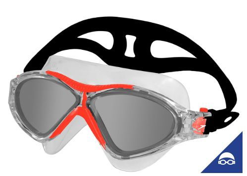 Óculos Omega Swim Mask Speedo Water Sports 509161