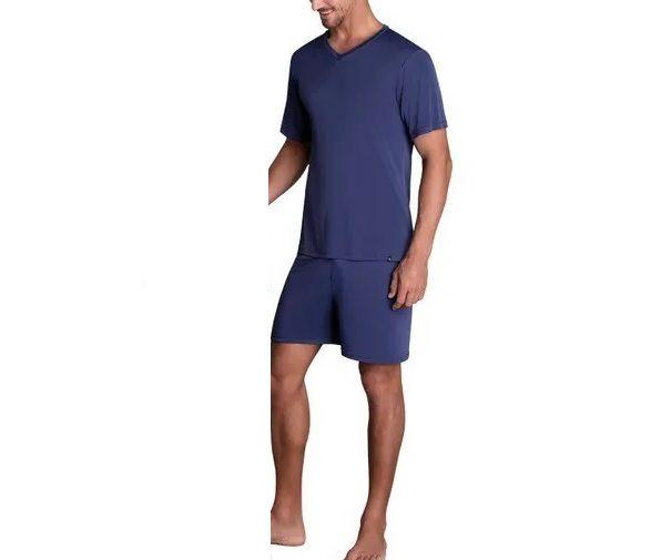 Pijama Am Lupo 100% Poliamida Masculino Adulto 28096-001