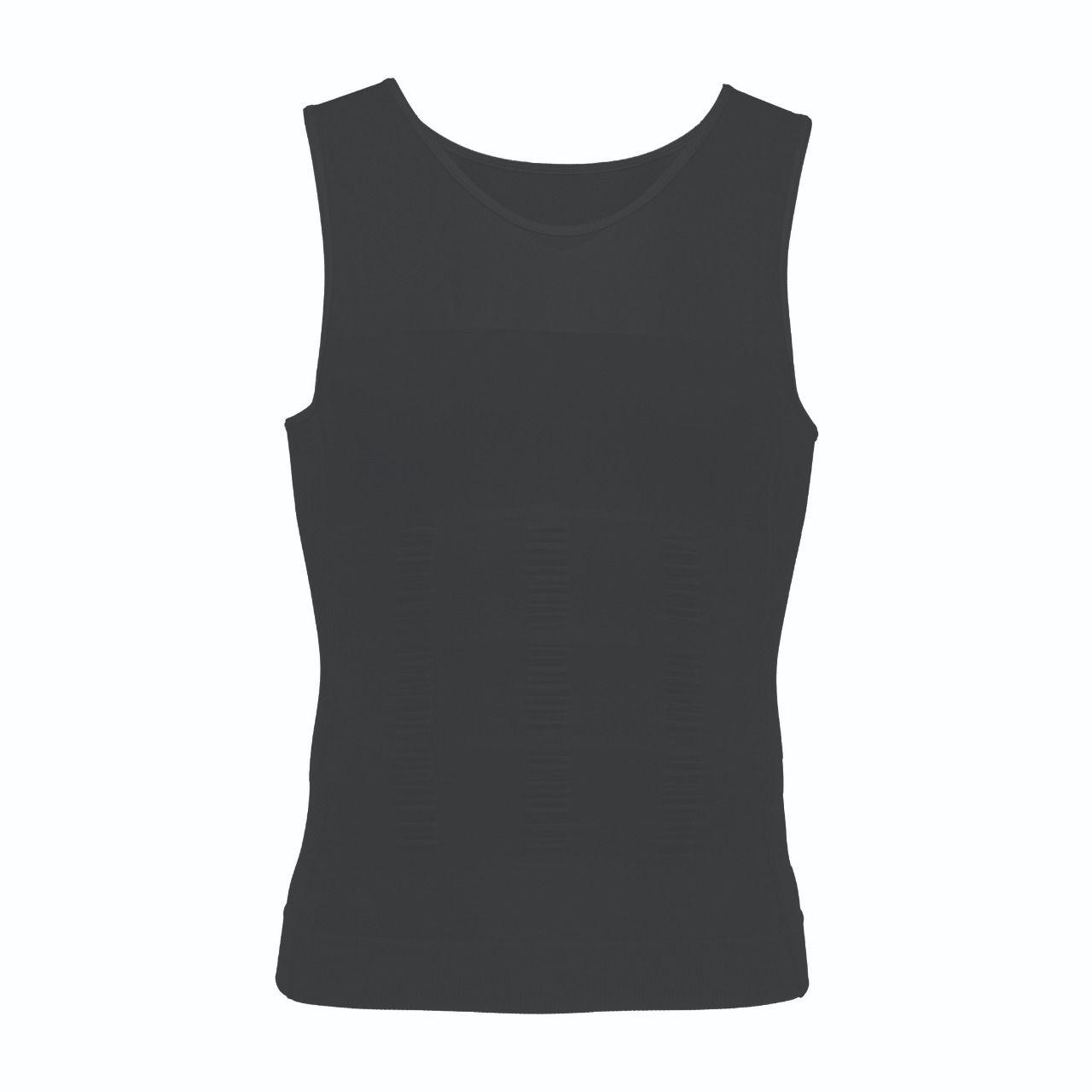 Regata Modeladora Masculina Trifil Corrige Postura C00971