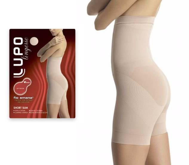 Short Slim Modelador Emagrecedor Lupo Emana Anti Celulite 5691-001