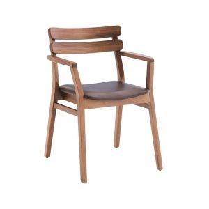 Cadeira Silver com braços