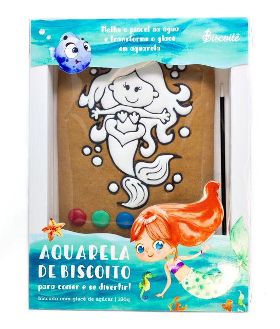 Aquarela Sereia 150g