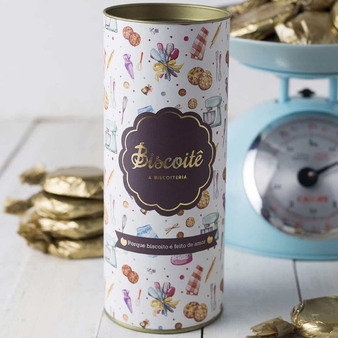 Chococookie de Macadâmia - LATA - 250G