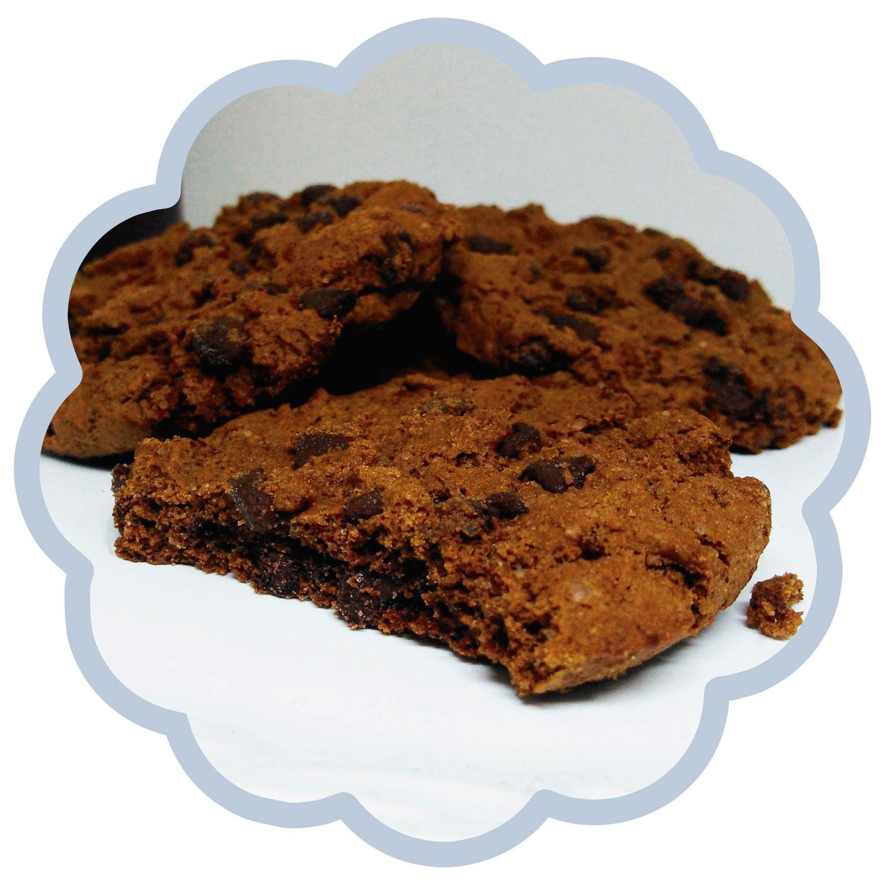 Cookie de Chocolate - LATA DE PÁSCOA  - 200g