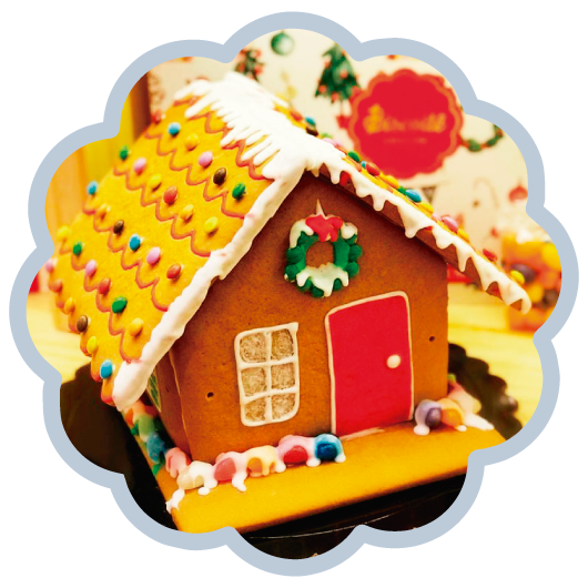 Gingerbread House - 750g