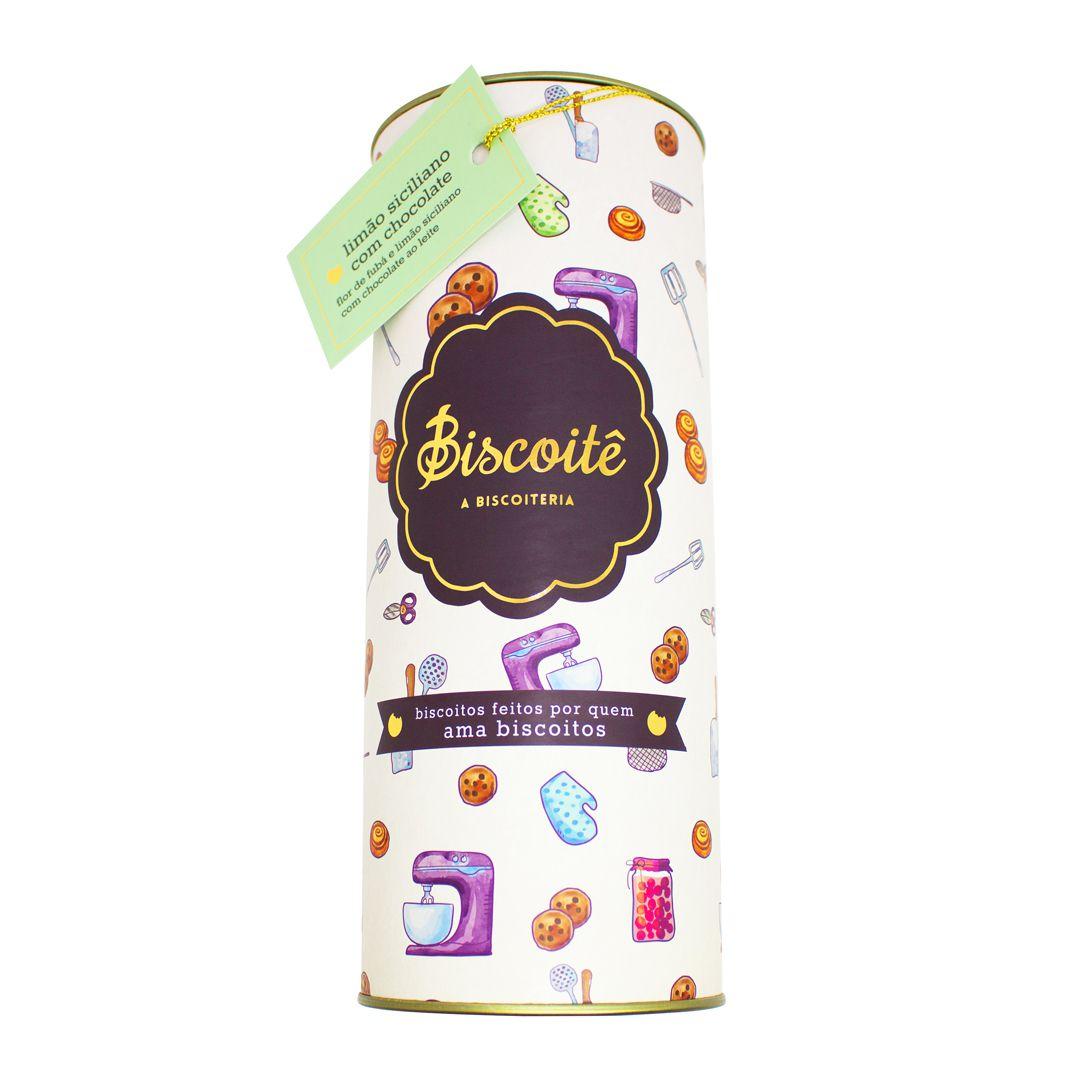 Limonê com Chocolate - Lata - 200g