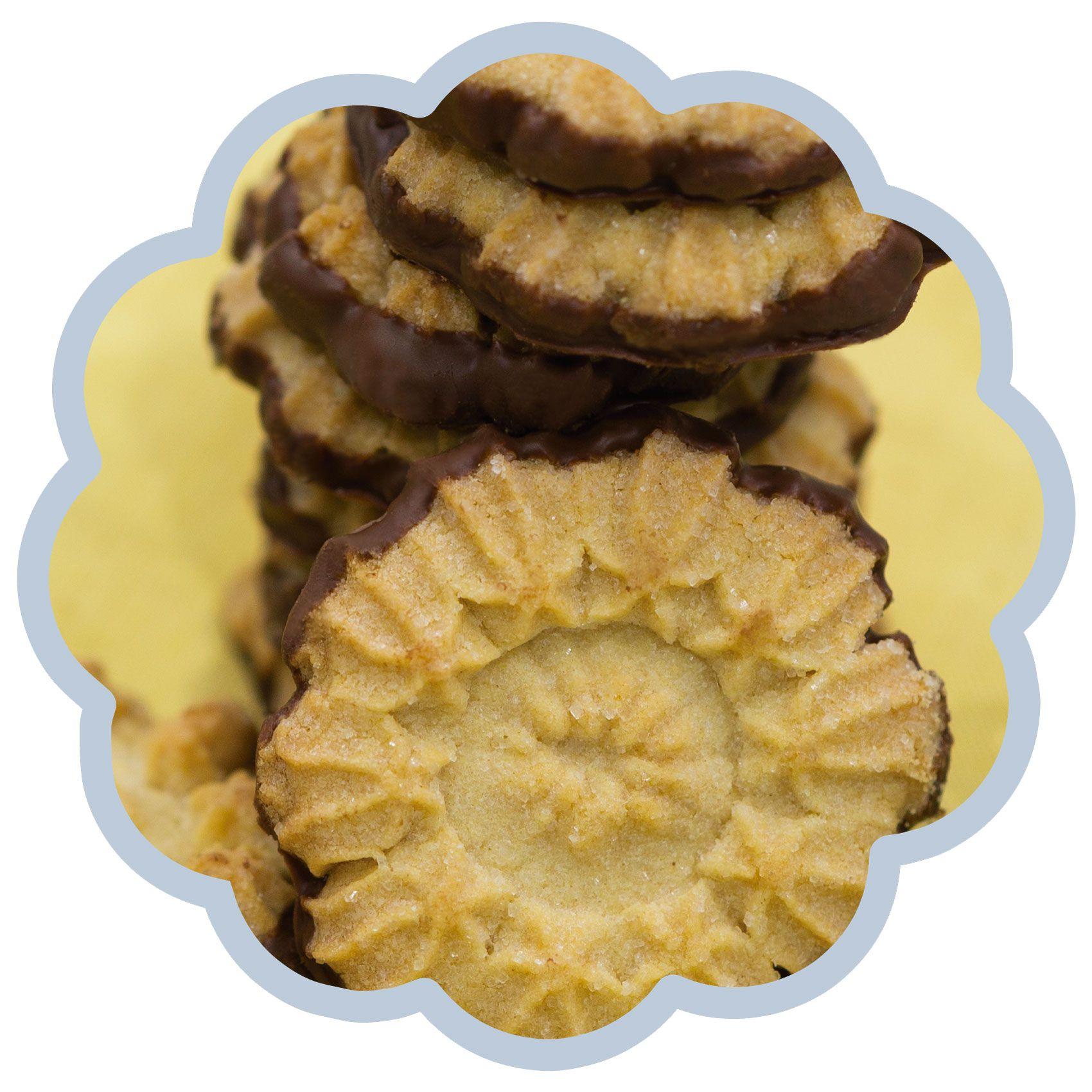 Limão Siciliano com Chocolate - LATA DE PÁSCOA  - 200g