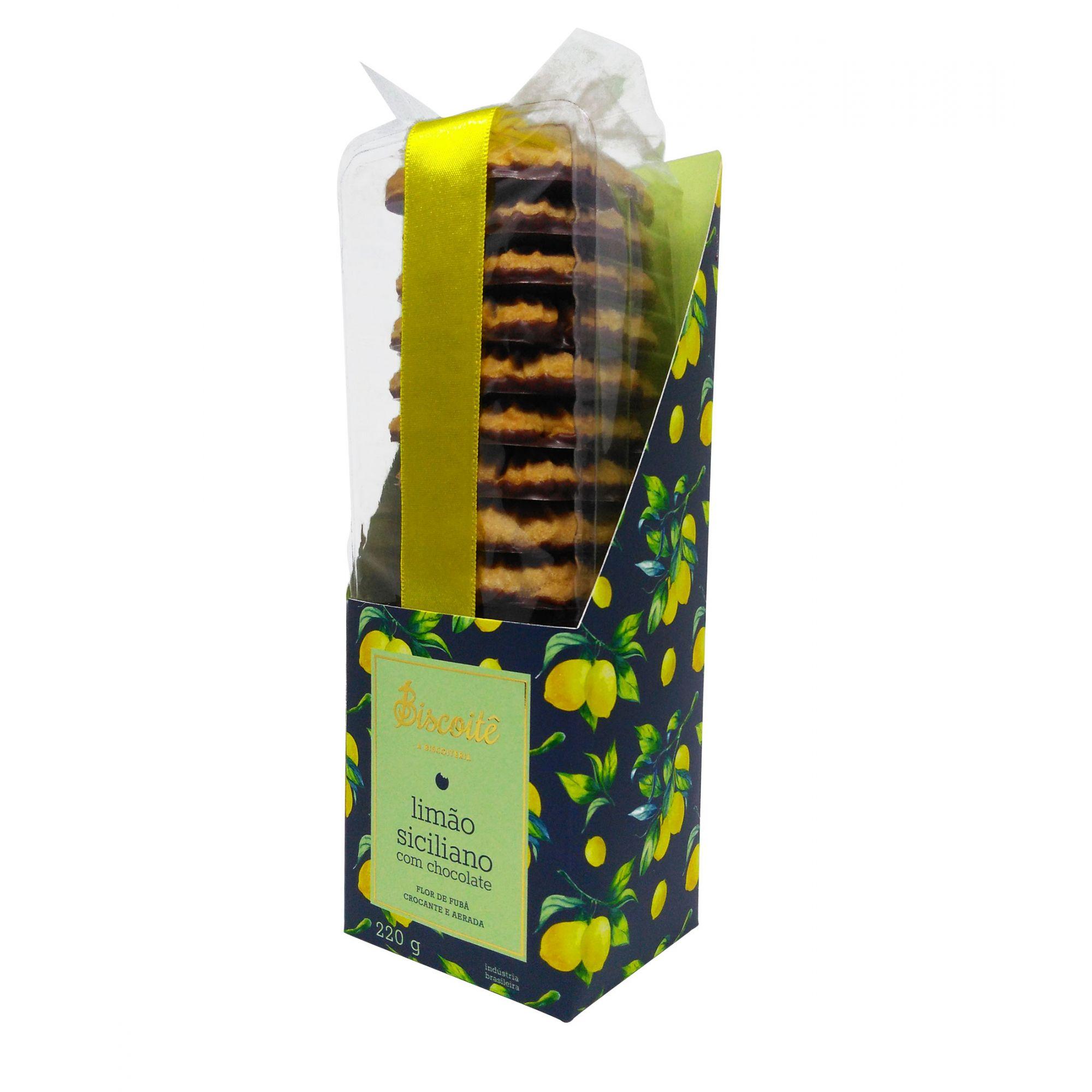 Limonê com Chocolate - 220g
