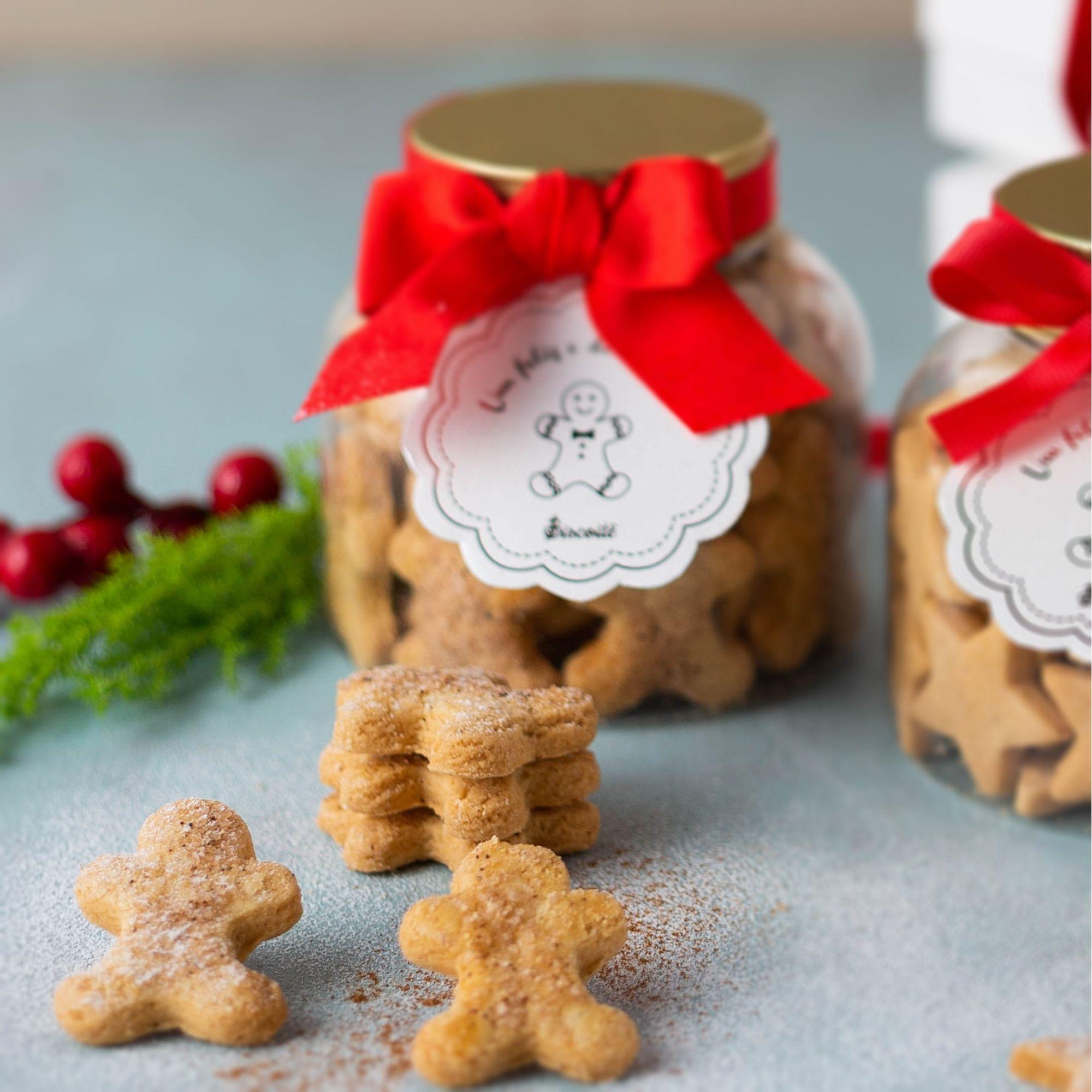Mini Gingerman - Pote - 160g