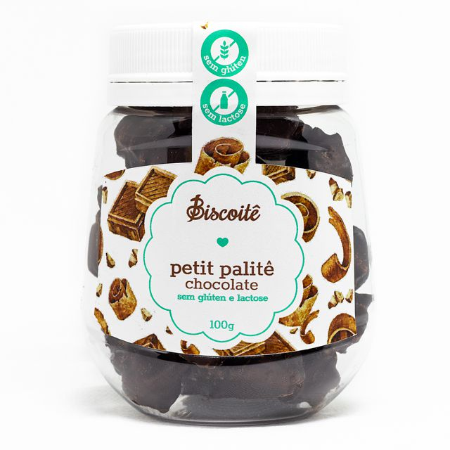 Petit Palitê - Chocolate - 100g