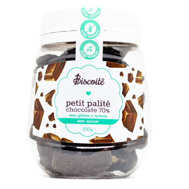 Petit Palitê - Chocolate 70% - 100g