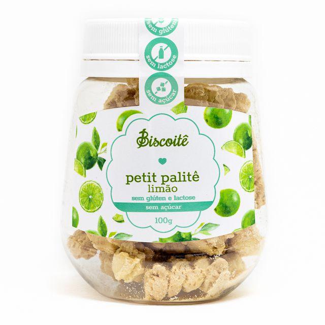 Petit Palitê - Limão - 100g