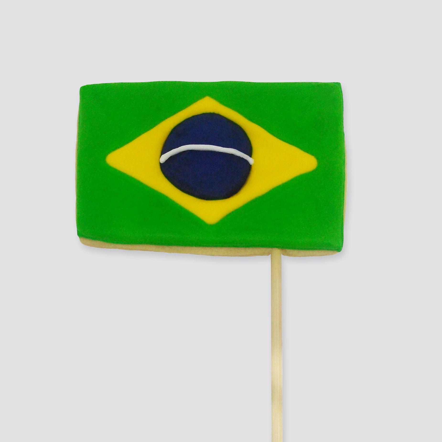 Pirulito de Bandeira - 55g