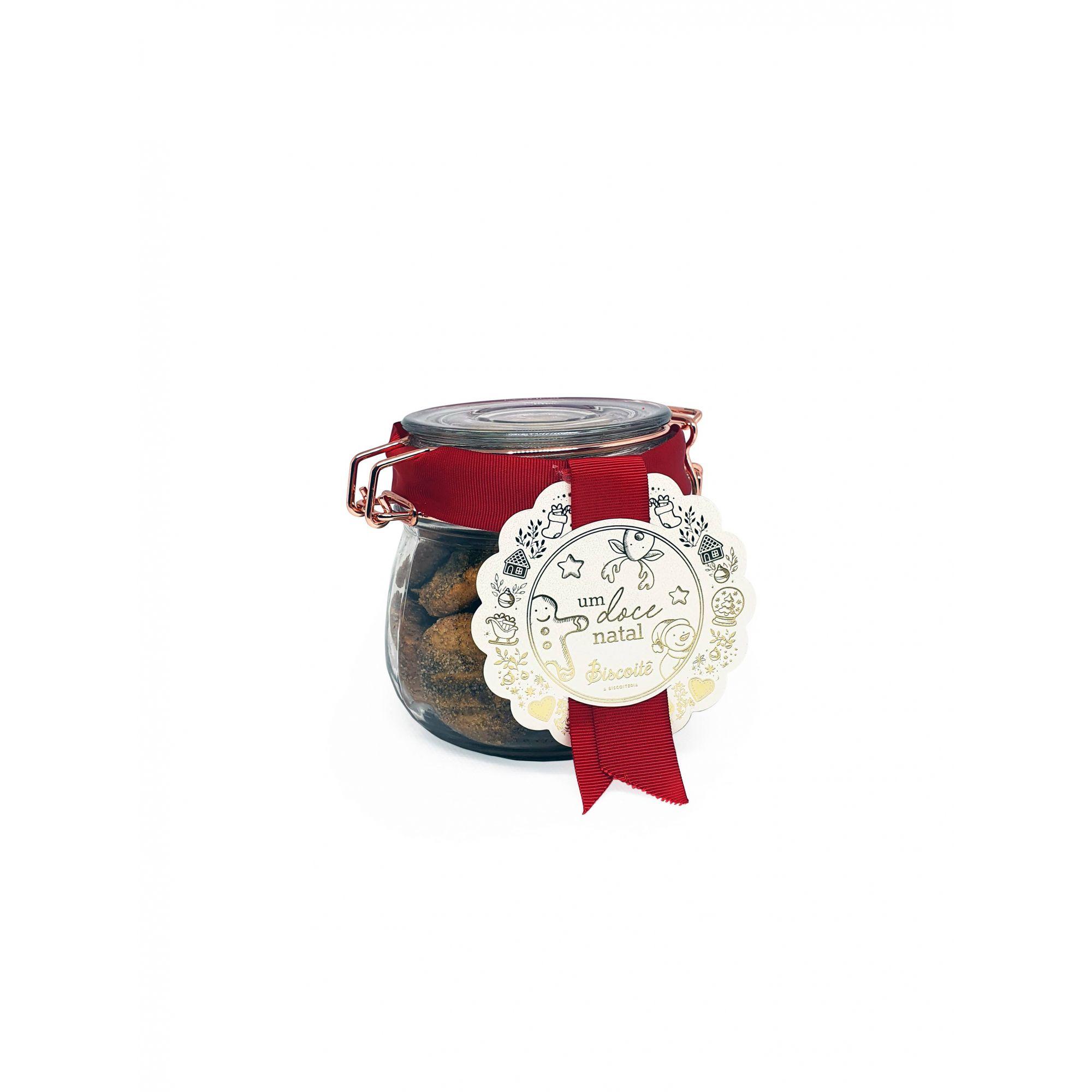 Snickerdoodle - Pote Hermético - 190g