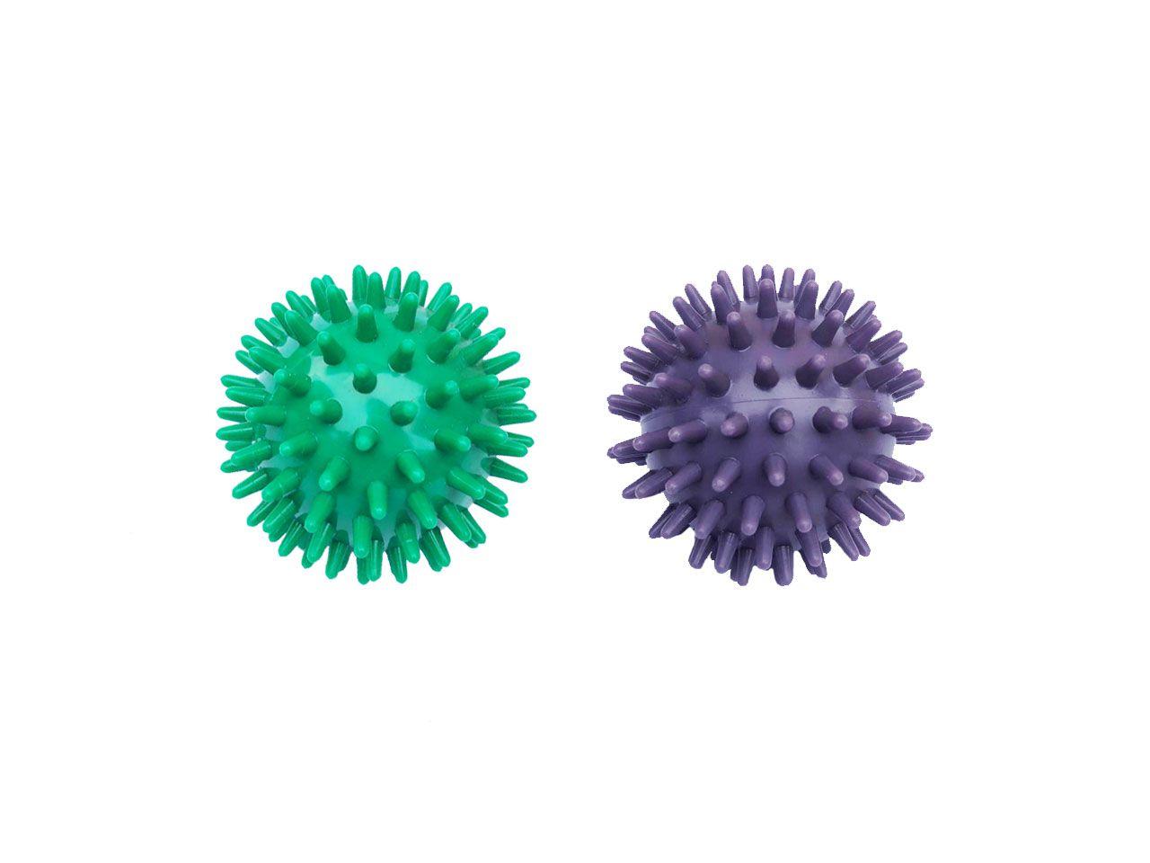 Kit 2 bolas de Massagem