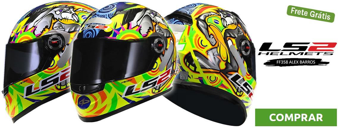 capacete ls2 ff358 alex barros