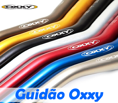 guidão oxxy super fat bar