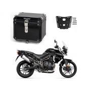 Bauleto Central Braz Atacama 43L Preto + Base Tiger 800