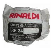 Câmara de ar Rinaldi RR 34 Reforçada para Moto Cross 4 mm 450-18
