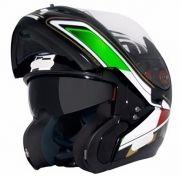 Capacete MT Optimus SV Italy (Escamoteável)
