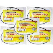 Kit de cabos originais soretto CBX 200 1993 a 2003