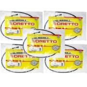 Kit de cabos originais soretto CBX 250 Twister