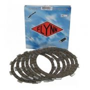 Kit Disco de Embreagem Flynn YBR FACTOR 125