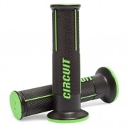 Manopla Circuit Speed Everday Preto/Verde