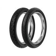 Par de pneus Rinaldi BS 32 90/90-18 + 275-18 CG, Titan, YBR