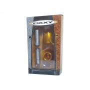 Peso de guidão Oxxy Alumínio Cone (Dourado)
