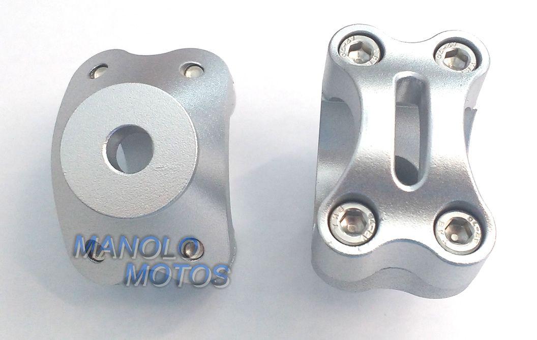 Adaptador Original Guidão Oxxy M10  - Manolo Motos