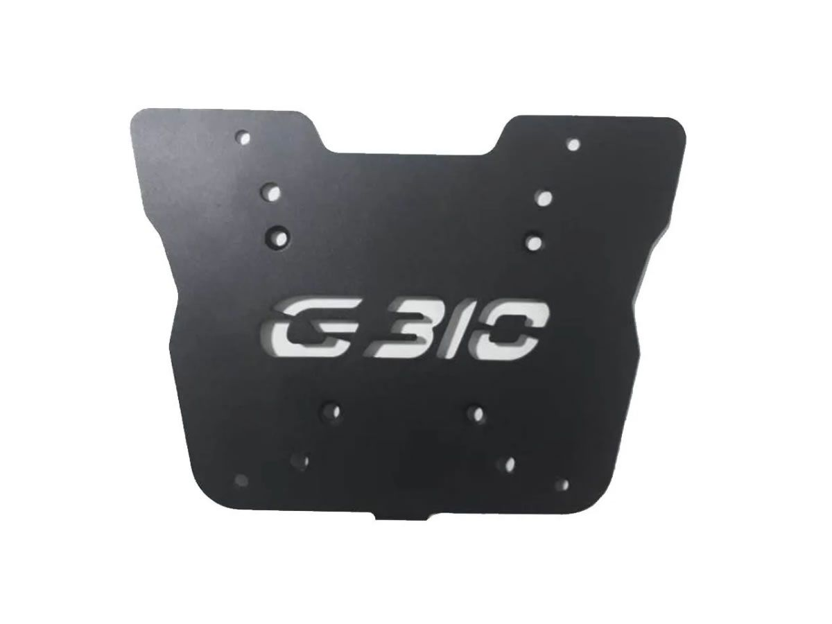 Bagageiro Bráz para Bauleto G 310 GS  - Manolo Motos