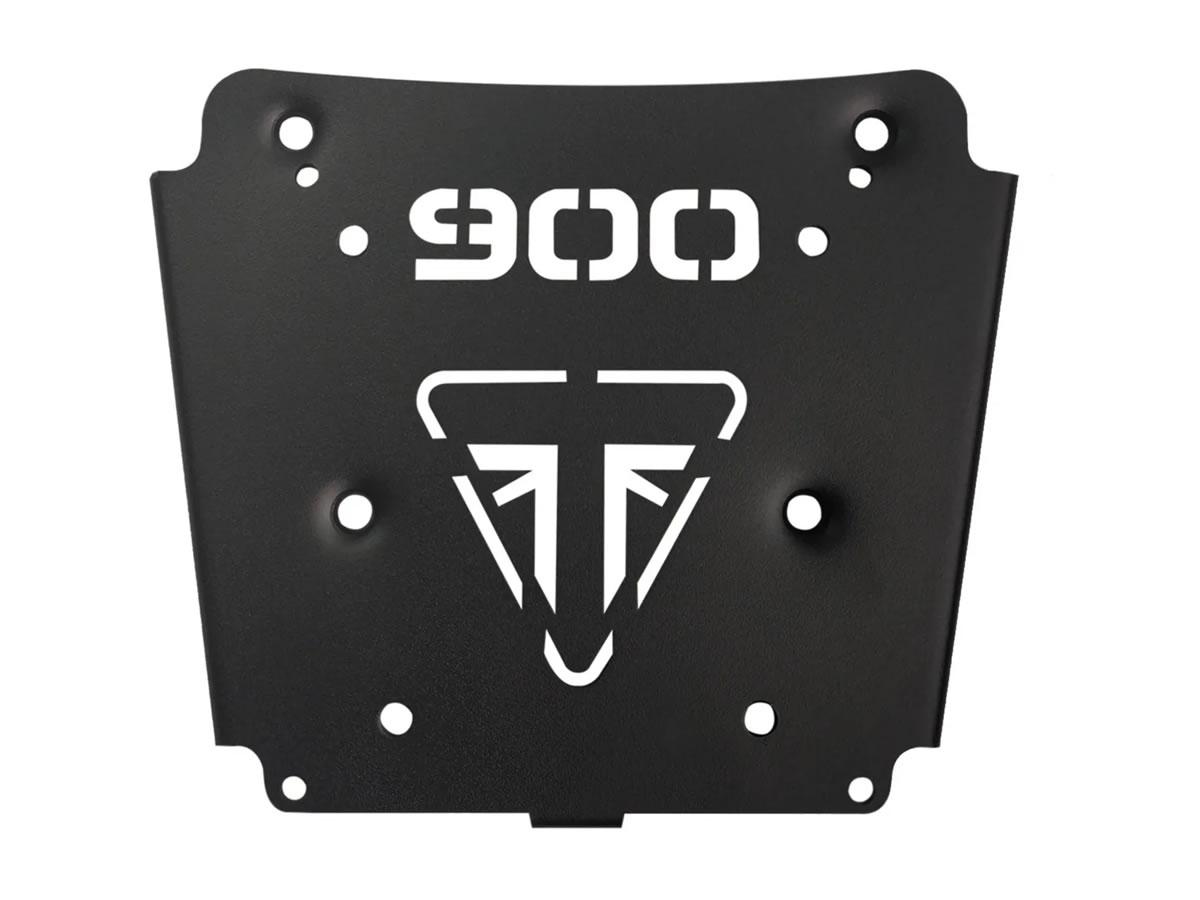 Bagageiro Bráz para Bauleto TIGER 900  - Manolo Motos