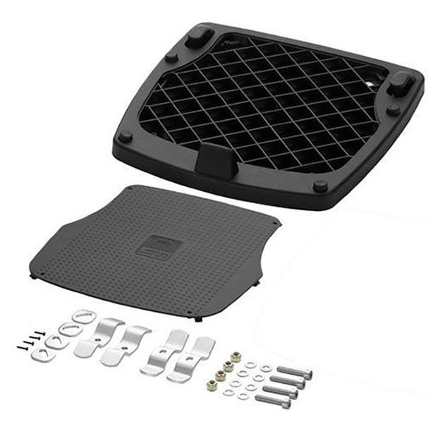 Base Givi Monokey Universal E250 + Kit de Fixação  - Manolo Motos