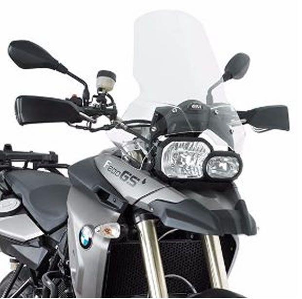 Bolha Pará Brisa GIVI BMW F 650GS F 800GS + Kit Fixação  - Manolo Motos