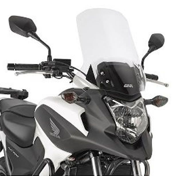 Bolha Pará Brisa GIVI NC 700X NC 750X Até 2015  - Manolo Motos