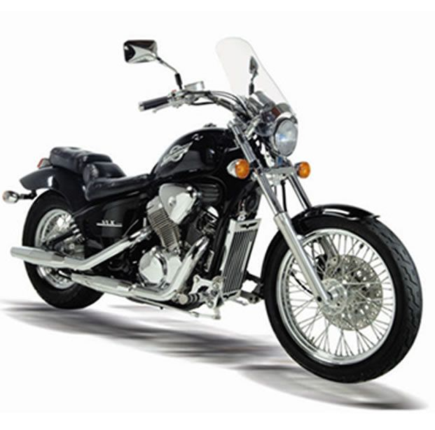 Bolha Pará Brisa Motovisor Classic Shadow/Drag Star/Virago  - Manolo Motos