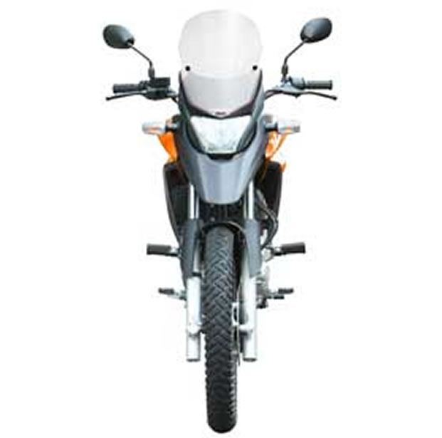 Bolha Pará-Brisa Motovisor XRE 300 Até 2015  - Manolo Motos