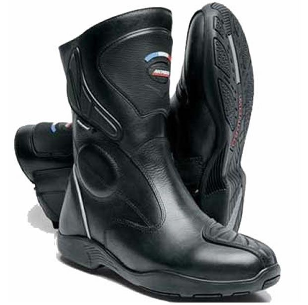 Bota Mondeo Leather Dry Evo Masculino Impermeável  - Manolo Motos