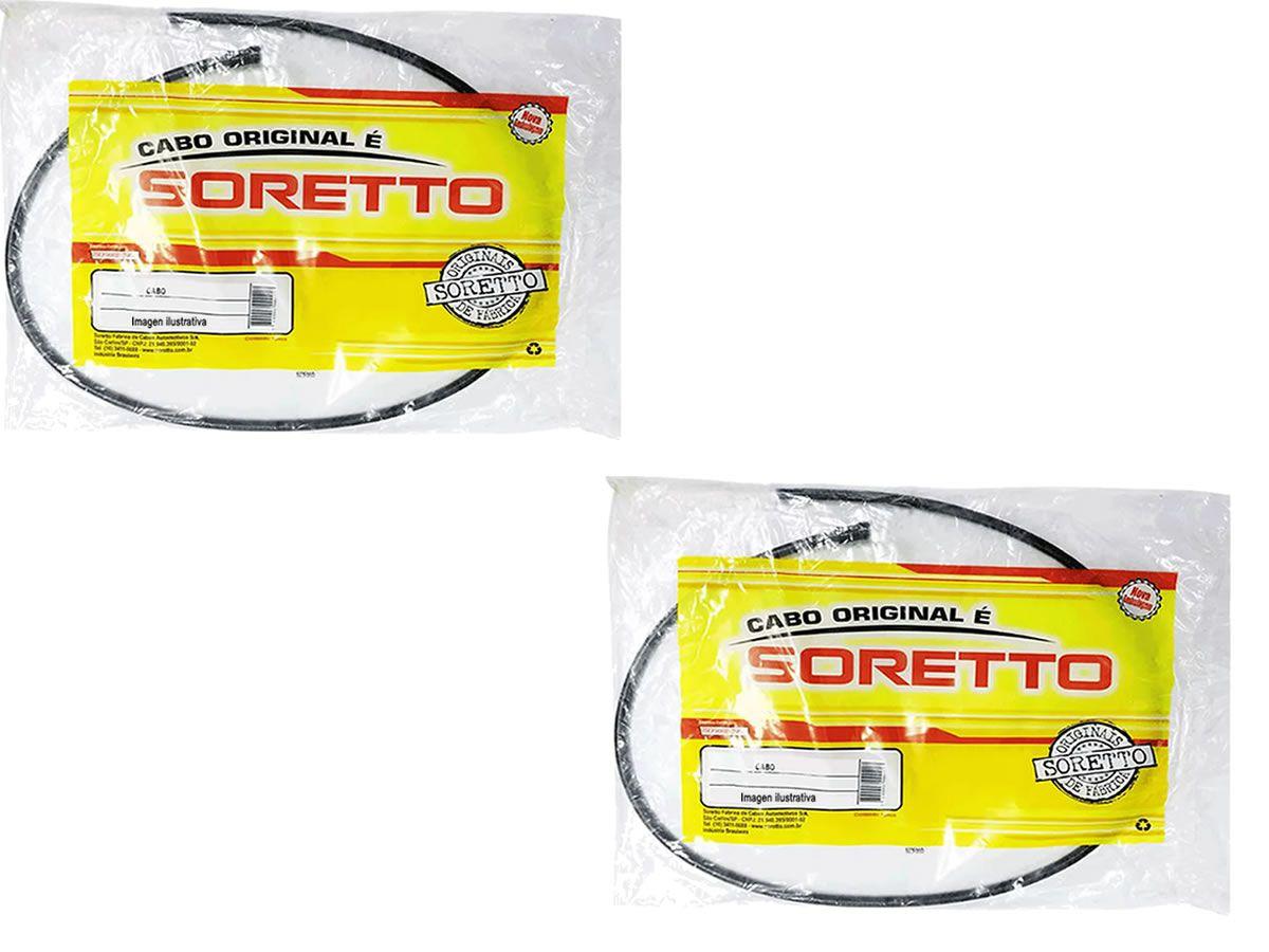 Cabo Soretto original acelerador A + B Drag Star 650  - Manolo Motos