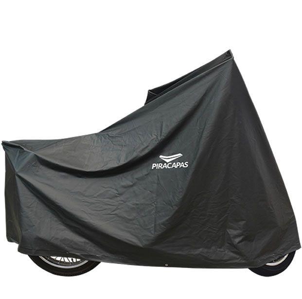 Capa Para Cobrir Moto Piracapas Térmica Impermeável  - Manolo Motos