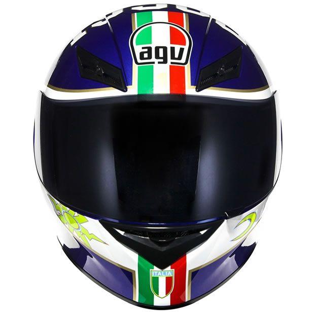 Capacete AGV K3 Mugello 03 Valentino Rossi  - Manolo Motos