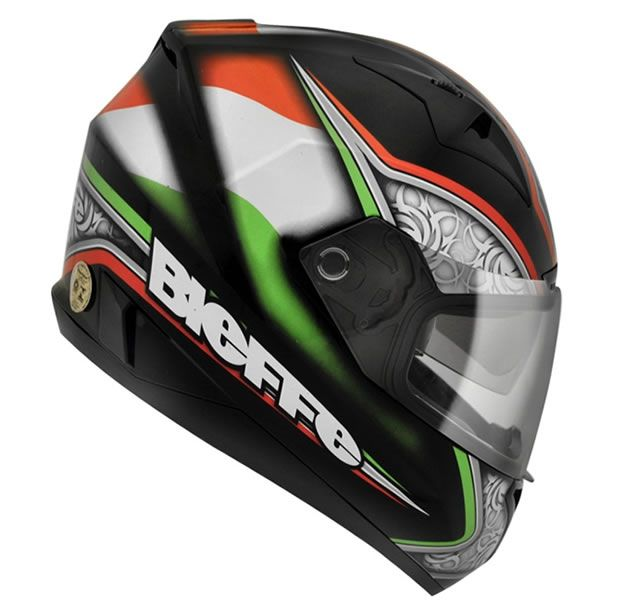 Capacete Bieffe B-40 Action Italy